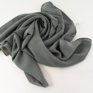 Deluxe chiffon grey 9
