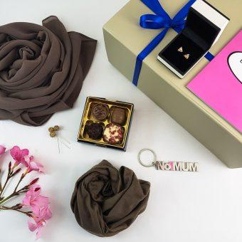 I Love You Mum Gift Box - Mother Gift Box - Islamic Gifts