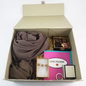 I Love You Mum Gift Box - Mother Gift Box - Islamic Gifts