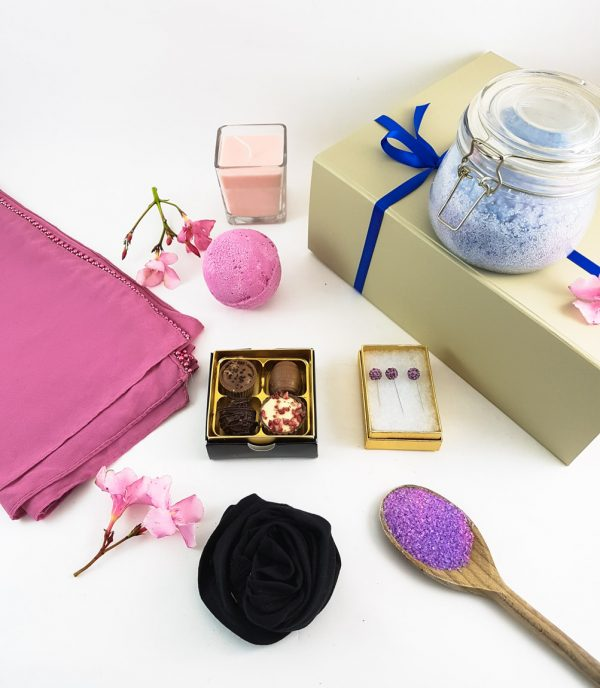 Birthday Hijabi Gift Box - Islamic Gifts