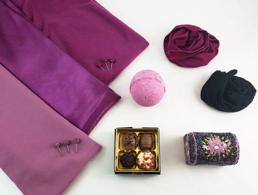 Trendy Hijabi Gift Box - Islamic Gifts