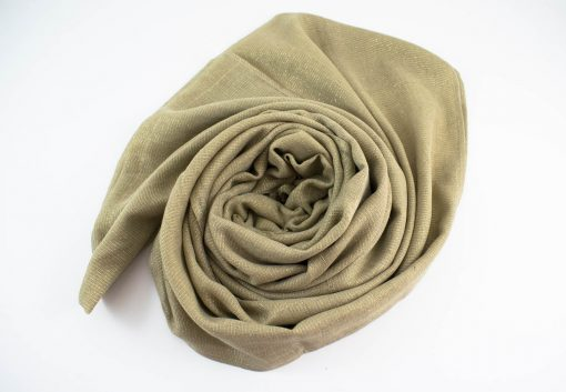Occasion Shimmer Hijab Stone Gold 3