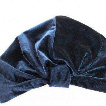Turban Midnight Blue