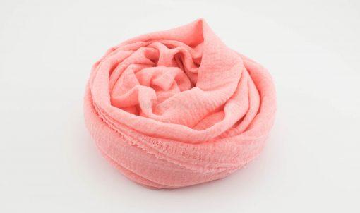 Crimp Hijab - Baby Pink 3- Hidden Pearls