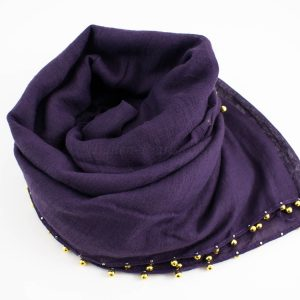 Pearl Hijab Plum