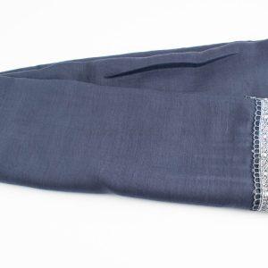 Crochet Lace Hijab Grey 2
