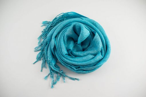 Shimmer Hijab Bondi Blue