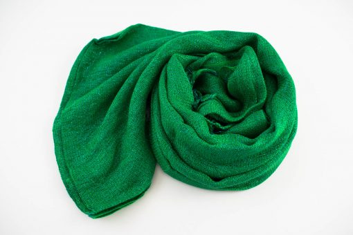 Shimmer Hijab Islamic Green