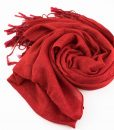 Shimmer Hijab Red 2
