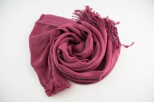 Shimmer Hijab Rose Pink