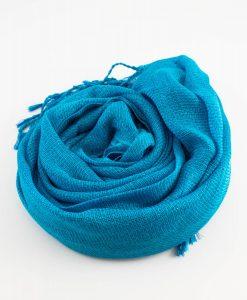 Shimmer Hijab Sky Blue 3