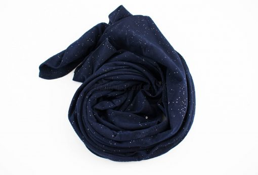 Children Hijab Midnight Blue