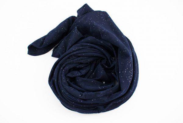 Children Hijab Midnight Blue