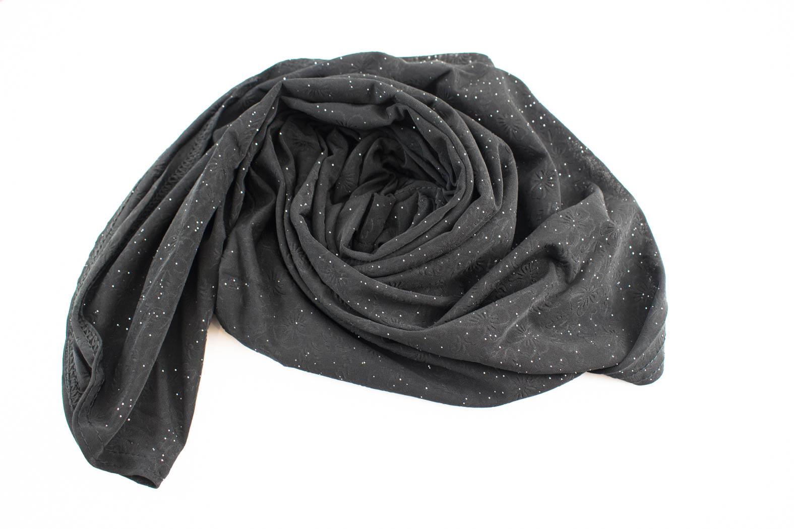 Children Hijab Black