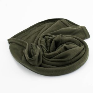 Everyday Children's Hijab - Army Green - Hidden Pearls