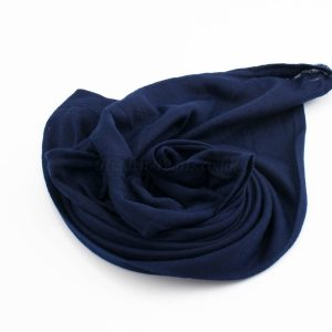 Everyday Children's Hijab - Midnight Blue - Hidden Pearls