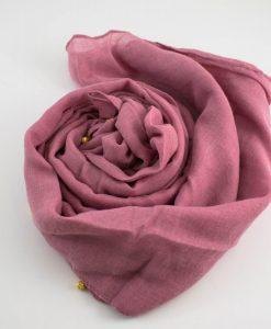 Pearl Globe Hijab Spanish Pink