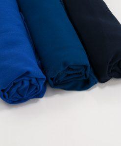 Chiffon Hijabs Blues - Hidden Pearls