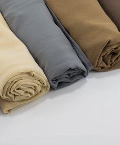 Chiffon Hijabs Greys & Neutrals- Hidden Pearls