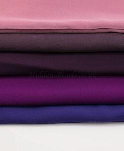 Chiffon Hijabs Purples 2- Hidden Pearls