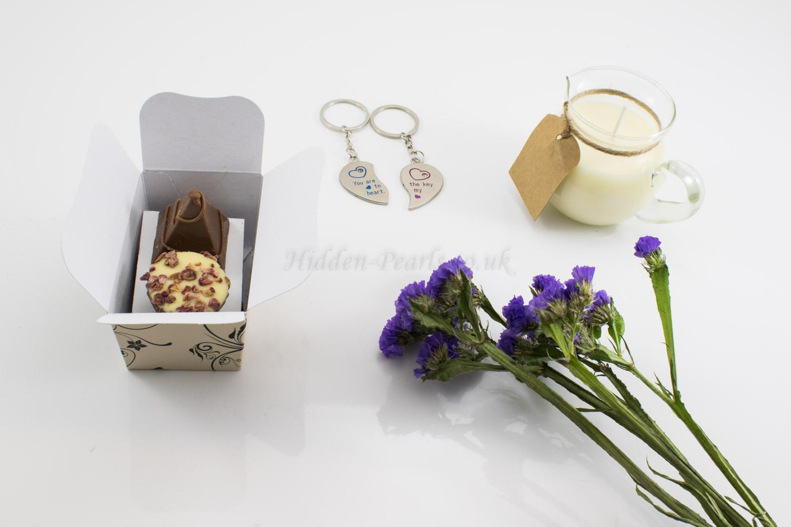 Couples Gift Set - Hidden Pearls