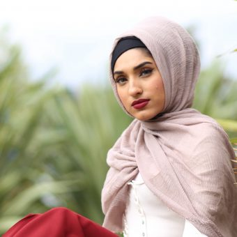 Crimp Hijabs