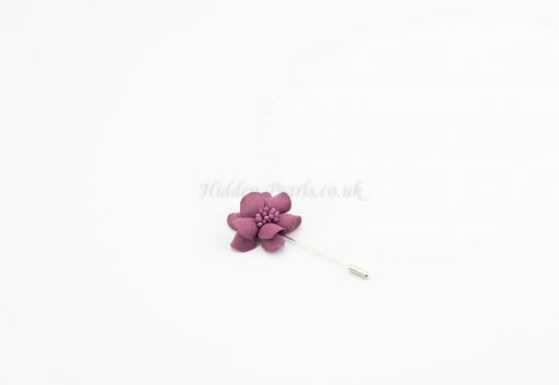 Daisy Flower Pink - Purple - Hidden Pearls