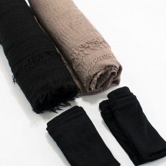 Hijab Crimp Hijab Set - Hidden Pearls-3