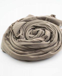 Jersey Plain Hijab Beige