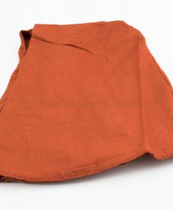 Ninja Underscarf - Burnt Orange - Hidden Pearls