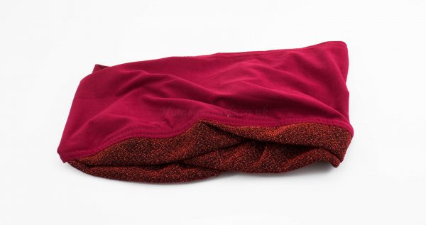 Occasion Underscarf - Rosewood - Hidden Pearls