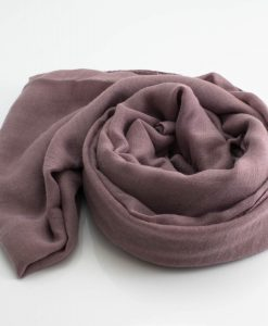 Plain Hijab - Lavender 2- Hidden Pearls
