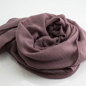 Plain Hijab - Lavender - Hidden Pearls