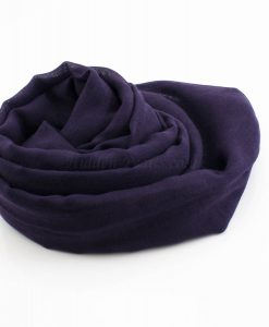 Plain Hijab - VIolet - Hidden Pearls