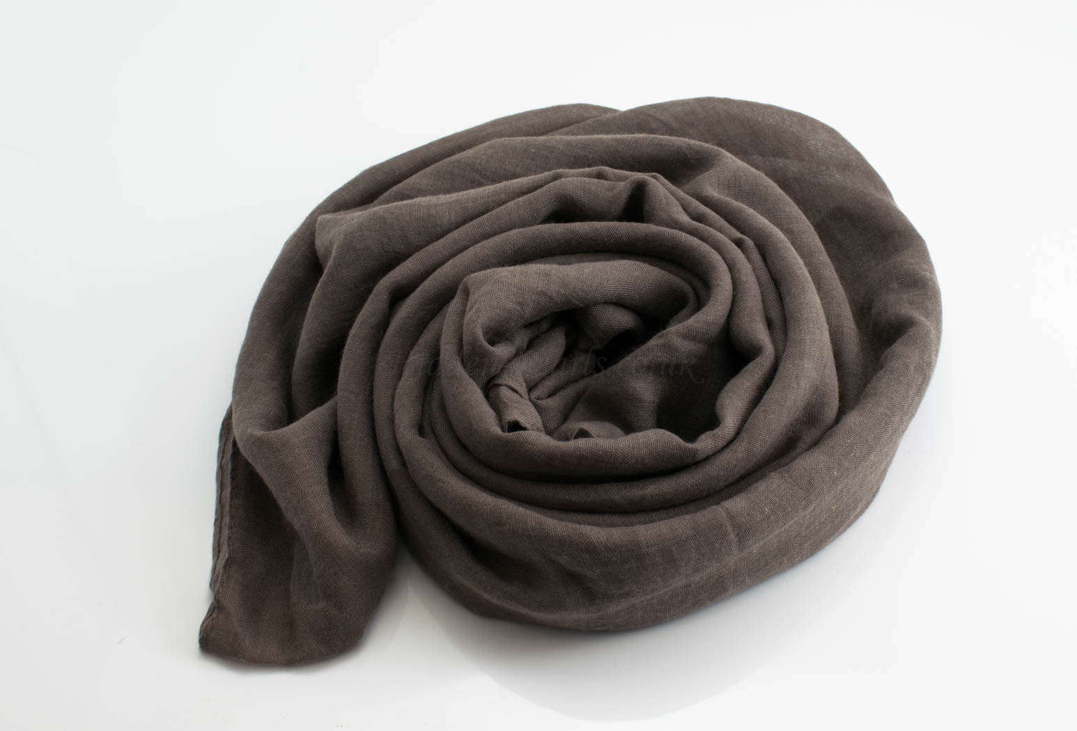 Plain Hijab - Taupe Grey - Hidden Pearls
