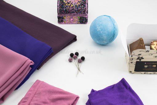 Trendy Hijabi Gift Box - Hidden Pearls