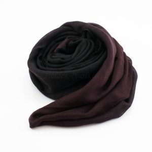 Two Tone Hijab - Hidden Pearls