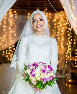 2018 Wedding & Party Hijabs