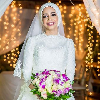 2018 Wedding & Party Hijabs