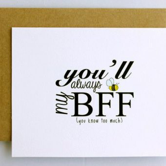 BFF Gift Card