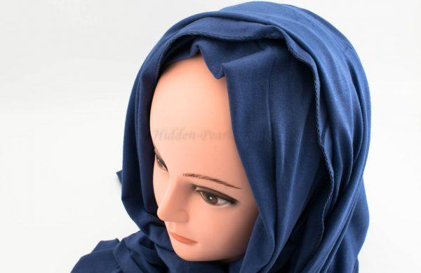 Hijab - Deep Blue - Hidden Pearls
