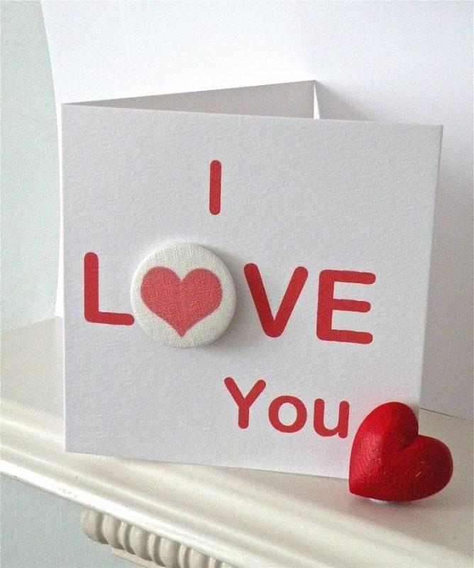 Love & Hearts Gift Card