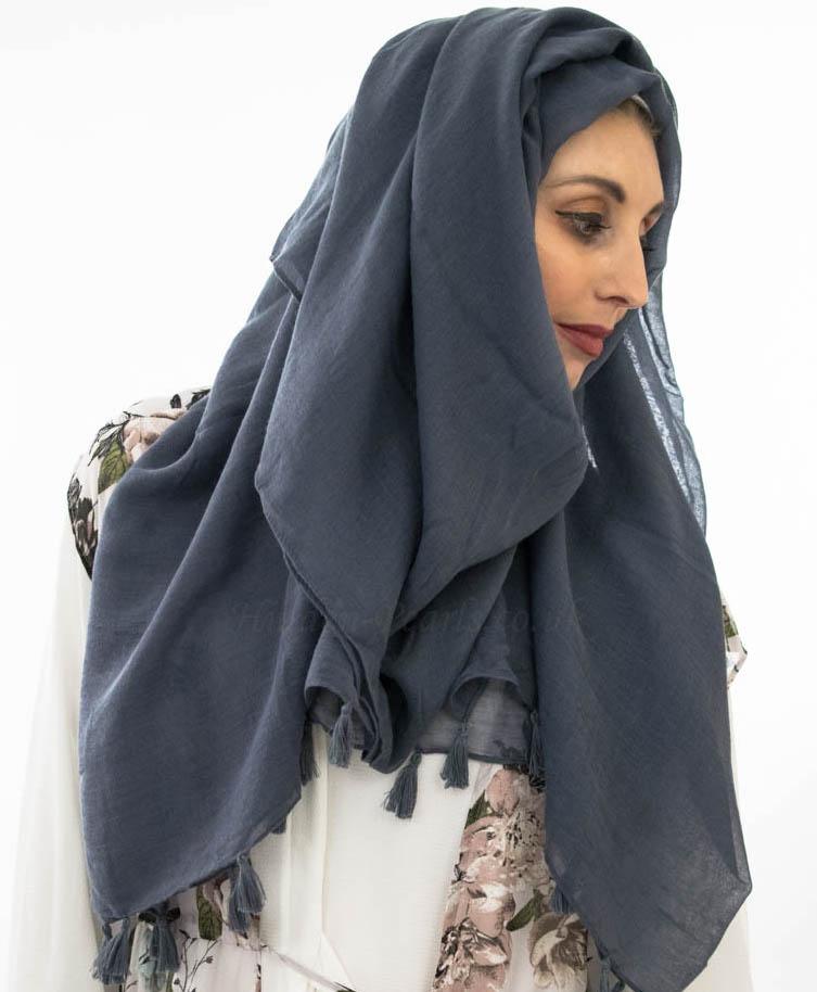 Tassel Hijabs
