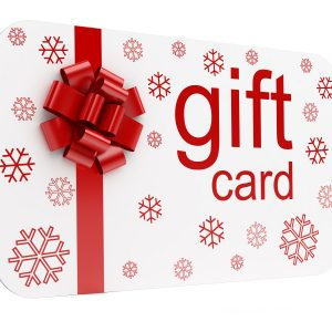 Gift Cards & Gift Vouchers