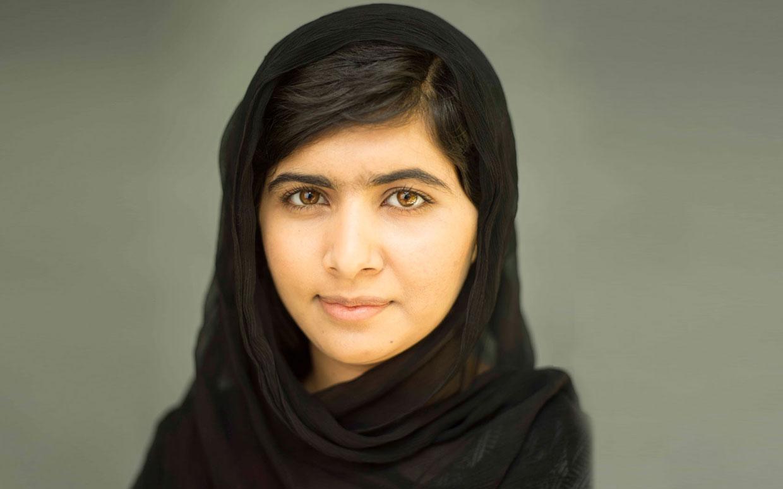 malala hijab
