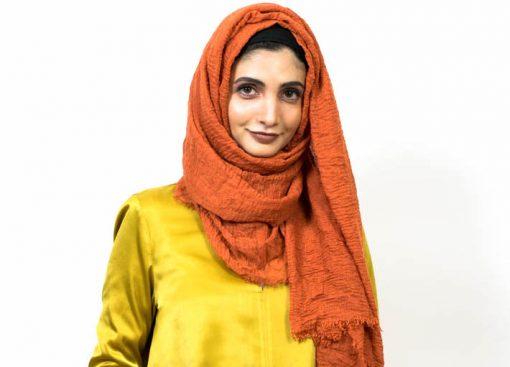 Crimp Hijabs - hidden pearls