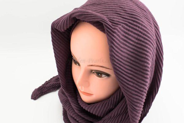 Crinkle Hijab _ Amerstyst