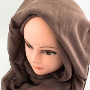 Hijab - Mocha - Hidden Pearls
