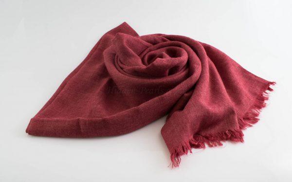 Maxi Plain Hijabs - Hidden Pearls - Rosewood