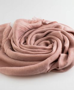 Maxi Plain Hijabs - Hidden Pearls - Soft Pink